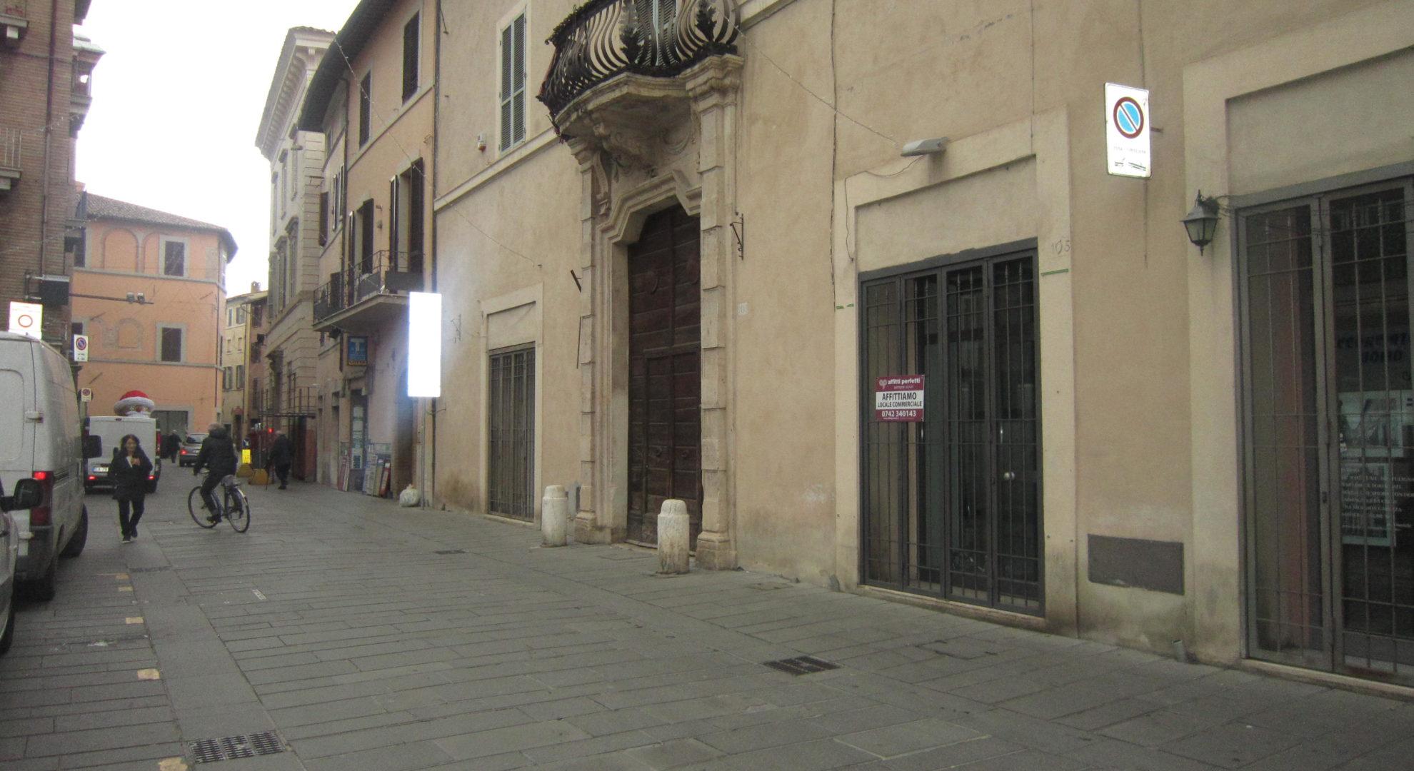 Locale commerciale 50 mq centro storico