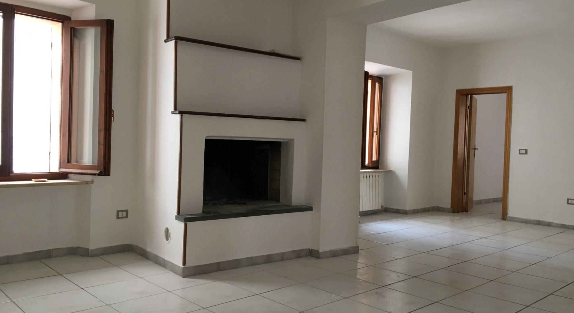 appartamento 125 mq con garage