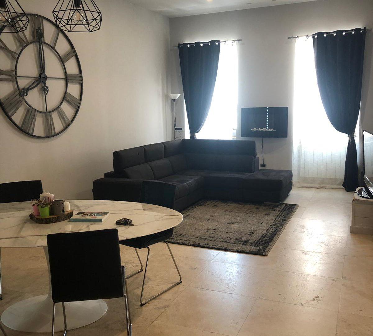 appartamento ristrutturato 100 mq centro storico