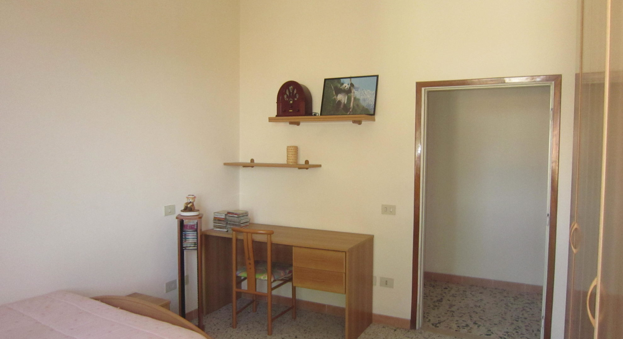 Quadrilocale arredato Borgo Trevi