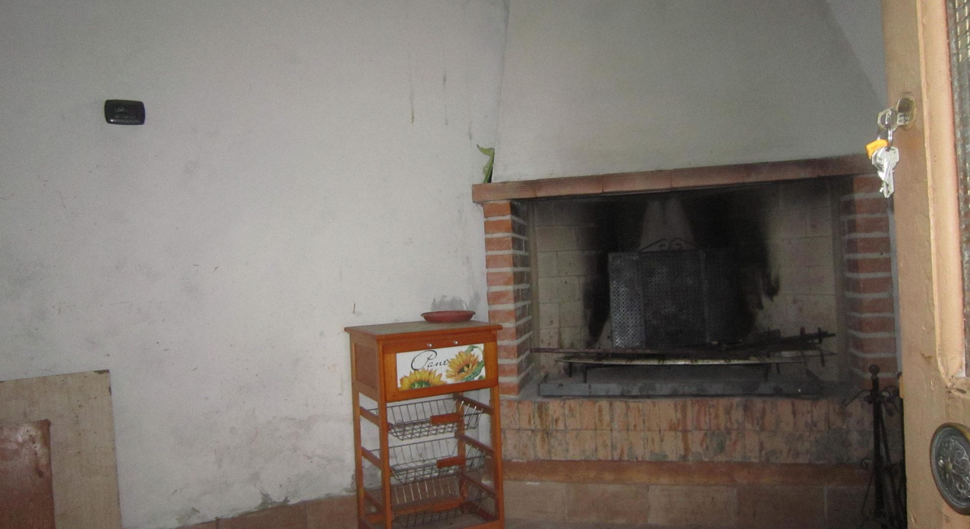 casa semindipendente con garage Zona Corvia