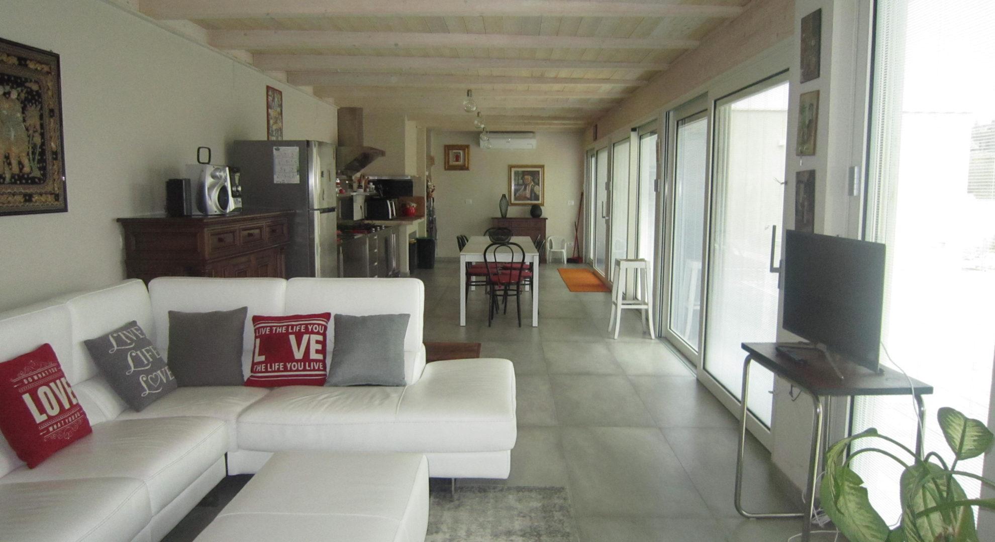 Villa con piscina Bevagna